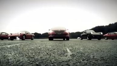 ¿Puede ganar un Superb a un Porsche 911 o Ferrari 308 GTB?