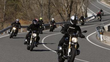 14 carreteras de Madrid que serán más seguras para moteros