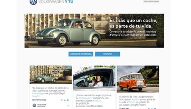 Volkswagen crea un divertido álbum de fotos virtual
