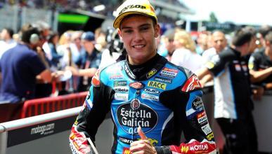 Jorge Navarro forzará para estar en Sachsenring