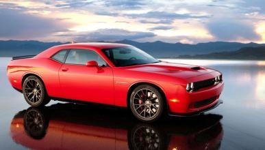 El nuevo Dodge Challenger llegaría a finales de 2018