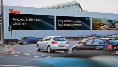 La espectacular campaña publicitaria del nuevo Mégane
