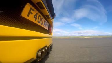 Vídeo: así suena el Ferrari F40