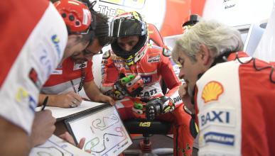 Ducati se venga de Honda por prohibir las alas