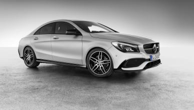 Mercedes CLA con accesorios AMG