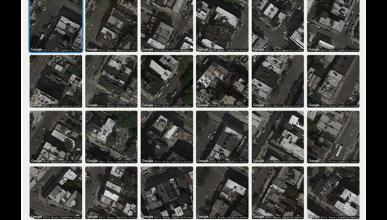 Este mapa encuentra calles gemelas en el mundo