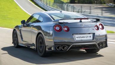 El próximo Nissan GT-R podría ser autónomo