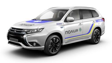 Este es el coche elegido por la policía ucraniana
