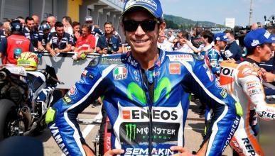 Valentino Rossi tropieza dos veces con la misma piedra