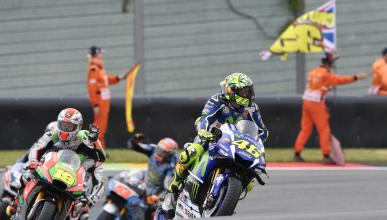 Sachsenring saca a relucir las carencias de la Yamaha