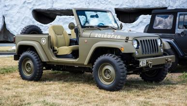 Jeep Wrangler 75th Salute