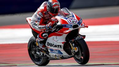Test MotoGP Austria (I): en Ducati se frotan las manos