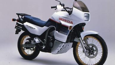 La Honda Transalp podría regresar en 2017