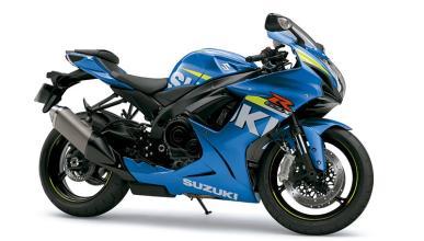 Suzuki GSX-R600: una nueva víctima de la Euro4 para motos