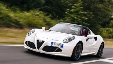 Malas noticias: no habrá un nuevo Alfa Romeo 4C Spider