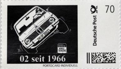 El BMW 2002 ya tiene su propio sello
