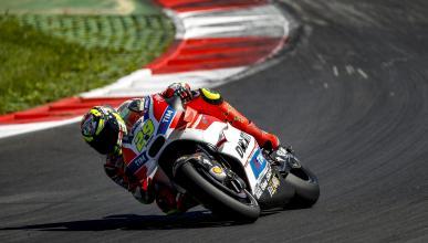 Una vuelta al Red Bull Ring en la Ducati de Andrea Ianonne