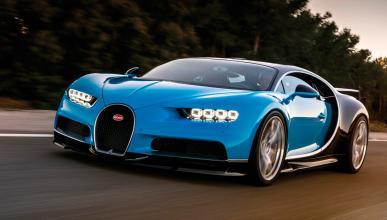 El diseño que Bugatti nunca aprobó para el Chiron