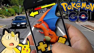 ¿Un conductor de autobús jugando a Pokemon Go al volante?
