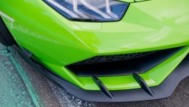 Confirmados tres kits oficiales para el Lamborghini Huracán