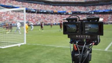 Pretemporada del Real Madrid se emite en realidad virtual