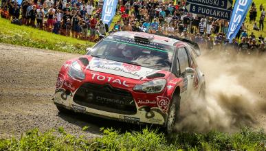 WRC 2016, Rally Finlandia: victoria de Kris Meeke