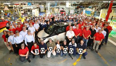 Tres millones de Toyota Yaris 'made in Europa'