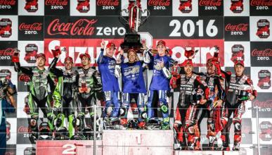 8 Horas de Suzuka 2016: doblete para Pol Espargaró y Yamaha