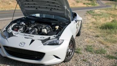 Así es el sonido del Mazda MX-5 de 525 CV