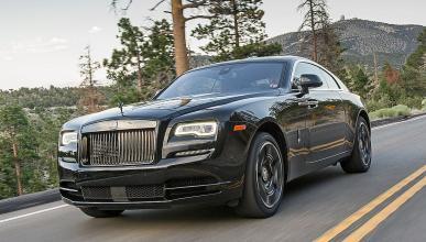 Prueba: Rolls-Royce Wraith/Ghost Black Badge