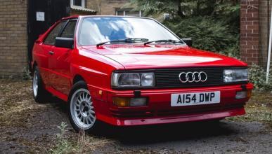 Audi Quattro Nigel Mansell venta