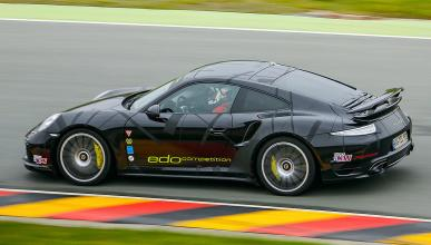 Prueba radical: Edo Competition 911 Turbo S Blackburn