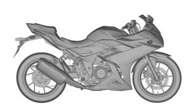 Suzuki GSX-R300 2017: nuevas imágenes y datos sobre la moto
