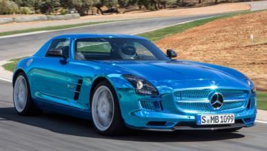 Así podría llamarse la submarca électrica de Mercedes