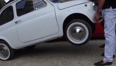 Vídeo: la aventura de vivir con un Fiat 500 clásico