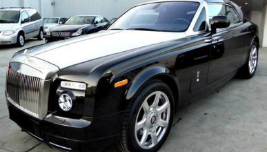 A la venta el Rolls-Royce de Michael Schumacher