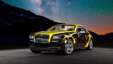 La estrella de la NFL Antonio Brown 'tunea' su Rolls-Royce