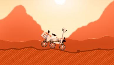 ¿Quieres conducir el Curiosity por Marte? ¡Puedes!