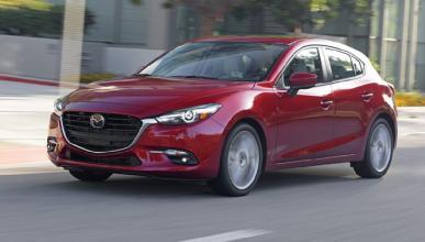Mazda3 2017, así es el actualizado compacto nipón