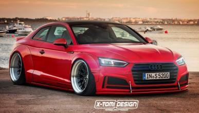 Un Audi S5 como nunca antes lo habías visto