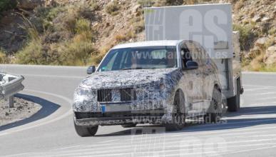 BMW X5 2017 fotos espía