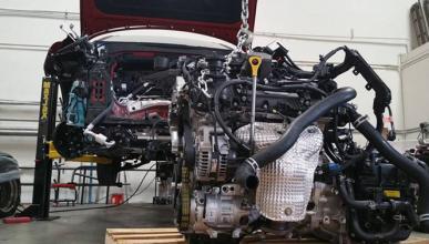Un Porsche 911 con motor Hyundai: la locura de Bisimoto