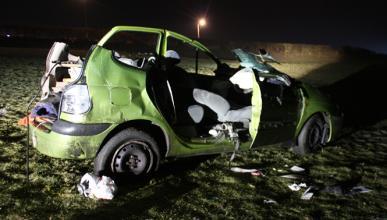 Los 10 accidentes más frecuentes en España