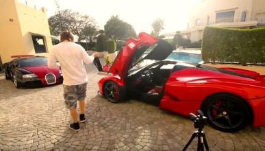 Vídeo: Dubái, el paraíso terrenal de los coches