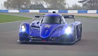 Vídeo: EVO pone a prueba el deportivo eslovaco Praga R1R