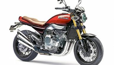 Kawasaki ZR900B: Kawasaki también apuesta por lo retro