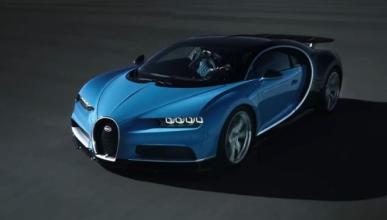 Vídeo: Bugatti usó un Veyron en la promo del Chiron