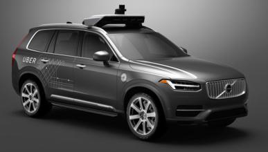 Volvo y Uber se asocian para hacer un coche autónomo