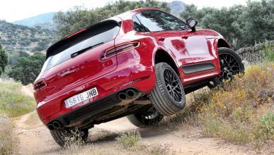 Prueba Porsche Macan GTS