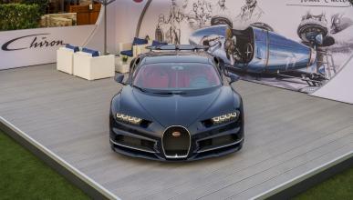 Bugatti Chiron Pebble Beach